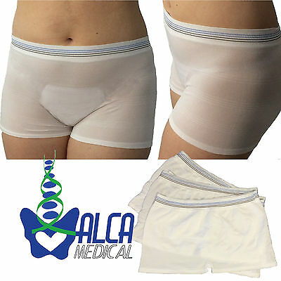 Reusable Hospital Maternity Postpartum Underwear C-Section Pregnant Panty Shorts