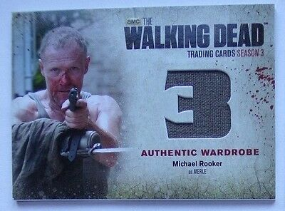 The Walking Dead Season 3 Teil 2 Wardrobe Karte
