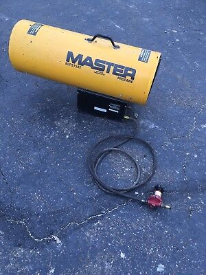 Master BLP375AT Propane Forced Air Portable Heater, 225,000-375 000 BTU