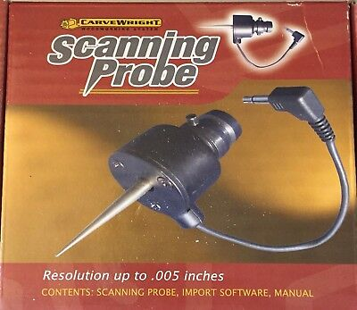 Carvewright Scanning Probe New in the Box.