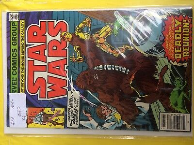 #13    Star Wars     Nm    Sale 50% To 70% Discount