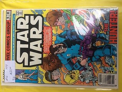 #16    Star Wars     Nm    Sale 50% To 70% Discount