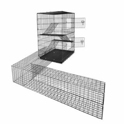 Wire Cat Enclosure and Run