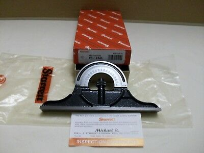 Starrett protractor head (PR-1224S)Excellent condition, FREE SHIPPING