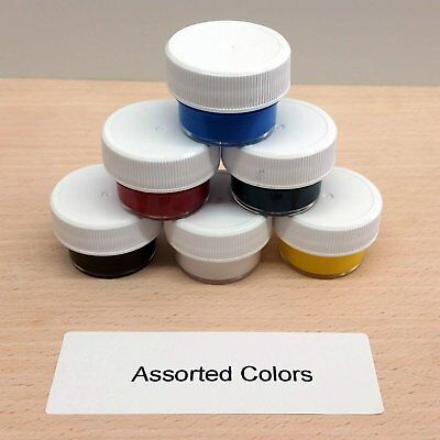 Gelcoat Pigment Kit - Mix With Polyester Gel Coat For Color Matching And Scratch