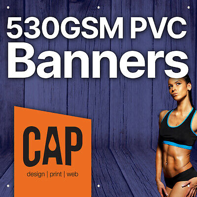 Pvc Banners, Advertising Banners, Personalised Banners, Banner Printing From £4