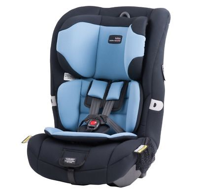 Safe n Sound Maxi Guard Harnessed Baby Car Seat Black/Blue 6m - 8 Years