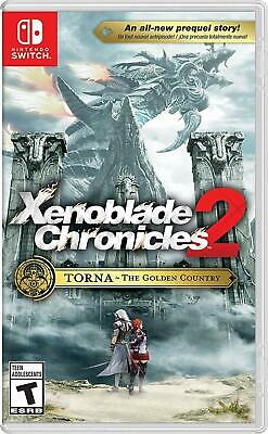 New! Xenoblade Chronicles 2 Nintendo Switch SWT Free Shipping RPG #$