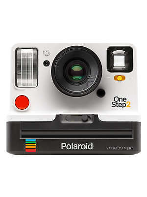 Polaroid Originals OneStep 2  i-Type Instant Camera New In Box (White or Black)