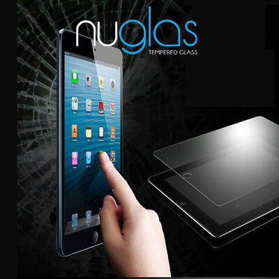 Nuglas Tempered Glass Screen Protector For iPad 6Gen 5Gen Pro12.9 3rd/10.5/11