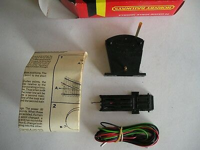 2 x Hornby R.663 Point Remote Control.  Unused and boxed.