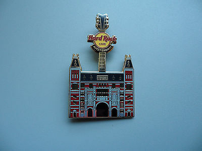 Hard Rock Cafe Amsterdam 2008 - Monument Guitar - Local Series Pin ( 8 of 12 )