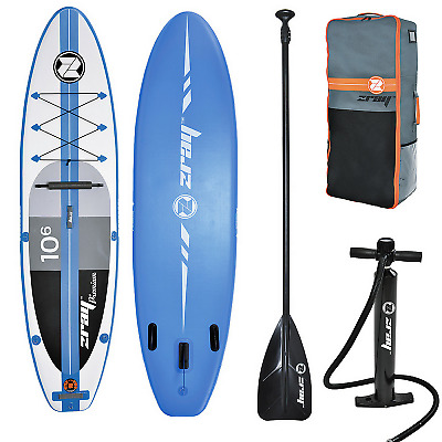 Pack Stand Up Paddle ZRay SUP A2 10'6
