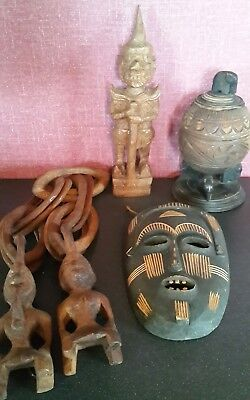 African wooden Carved tribal