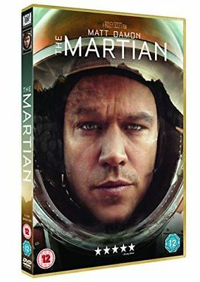 The Martian [DVD] [2015]- Region 2 UK