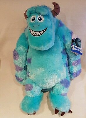"""Sulley from Monsters University 21"""" Plush Soft Toy BNWT"""