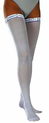 Mediven Thrombexin Anti-Embolism Thigh Length Stockings, Size Large, 1 Pair