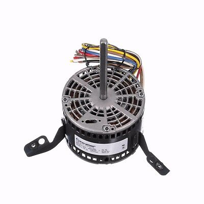 1/2 hp, 1075 rpm (3 spd), 230 volt, Torsion Flex Mount furnace blower motor