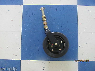 Landpride Wheel Complete Wheel Assembly For Finishing/grooming Mowers