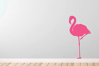 Flamingo Wall Stickers Vinyl Art Decals