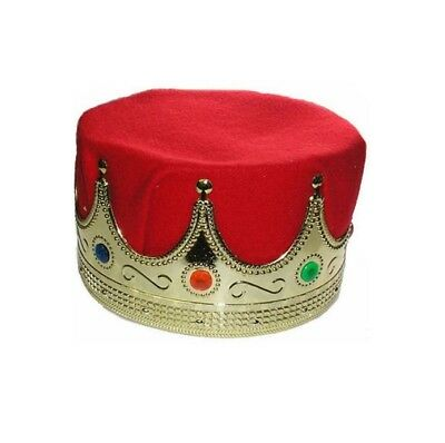 King's Crown with Turban