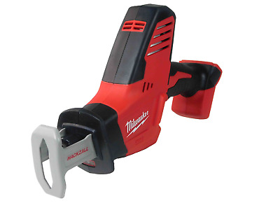 Milwaukee Hackzall 2625-20 18V Cordless Reciprocating Saw Sawzall Tool only