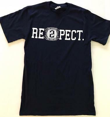 huge discount 6433c 4981b NY YANKEES JETER THE CAPTAIN'S FINAL HOME GAME RESPECT RE2PECT Navy T-Shirt  S