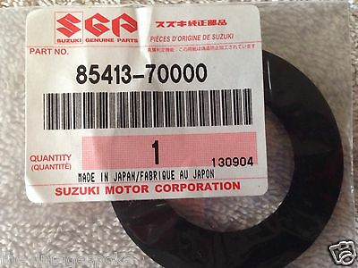 1969-80 SUZUKI TC TS TM RM A100 AS100 SHIFT CAM GUIDE PLATE NOS OEM 25340-12101