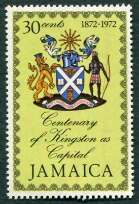 JAMAICA 1972 30c SG363 mint MNH FG Kingston as Capital Centenary #W52