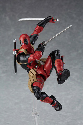 IN STOCK! Figma 353 Deadpool 100% AUTHENTIC Max Factory Marvel Legends US SELLER