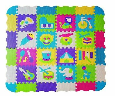 Baby Play Mat 36pcs