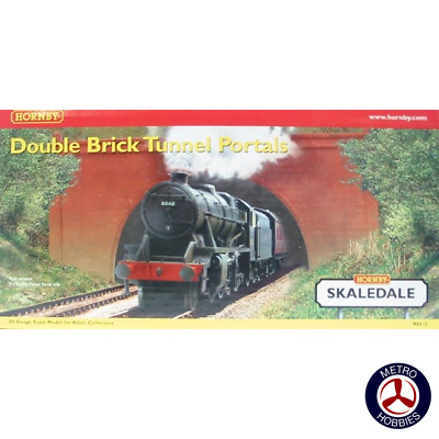 Hornby Double Brick Tunnel HOR-R8512 Brand New