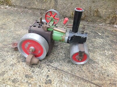 MAMOD Steam Roller (needs TLC)