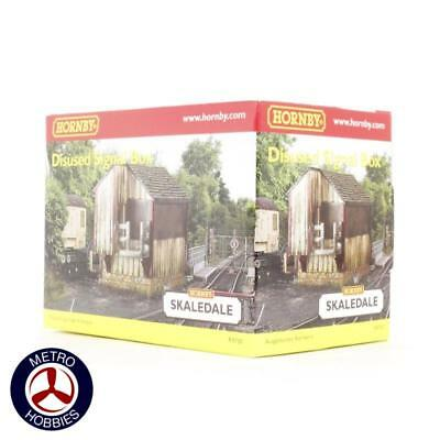 Hornby Disused Signal Box* HOR-R9730 Brand New