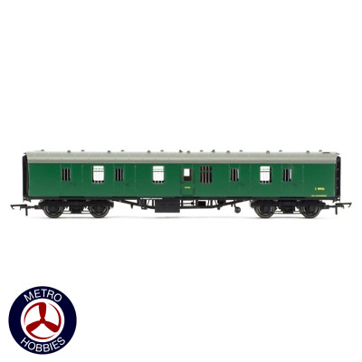 Hornby OO BR Mk1 Parcels Coach BR Green* HOR-R4699 Brand New