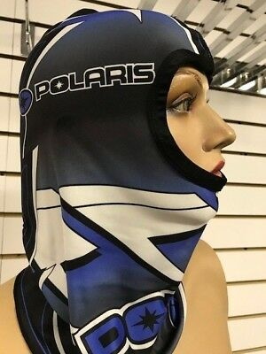 Polaris Under Helmet Balaclava Hat Ski Mask IQ- Free Shipping USA/CAN.!