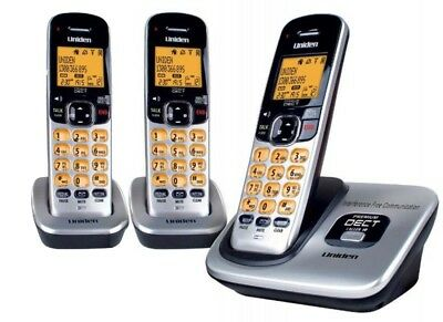Uniden Dect 3115+2 Dect Cordless Phone System Works During Blackouts^ Warranty