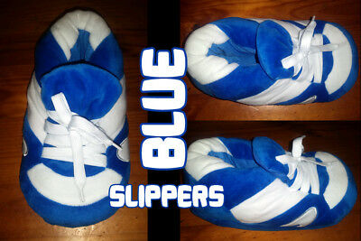 BULK LOT 40x PLUSH Comfy Happy Sole Design Slippers all colours and sizes RESELL