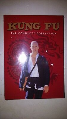 Kung Fu: New The Complete Series All 62 Episodes In 16 Disc Box Set Ships Free