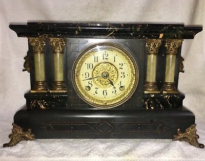 Antique Seth Thomas Mantle Clock