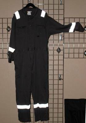 MCR Safety DC1RG50 Dlx Contractor Flame Resistant (FR) Coveralls w/ Reflective