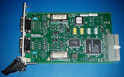 NI PXI-8422/2, 2-Port Isolated RS232 Module, National Instruments *Tested*