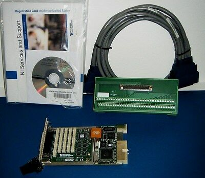 NI PXI-2568 31-SPST Switch Module, Terminal Block & Cable, National Instruments