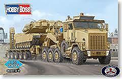 Hobby Boss 1/35 M1070 Truck Tractor & M1000 Heavy Equipment Transporters Semi-tr