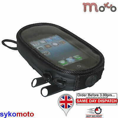 Motorbike Magnetic Phone Holder Waterproof X-Large Pouch S7 S8 S8+Iphone7 8 X