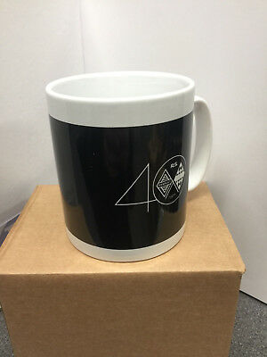 GENUINE RENAULTSPORT 40 Year Anniversary Mug/Cup Official Limited Edition x5