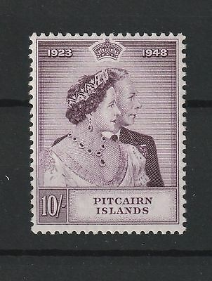 Pitcairn Islands Royal Silver Wedding vf unmounted MNH