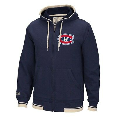 ccm full zip capuche Montréal Canadiens
