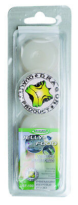 4 xDragon JELLY-FOOD - WHITE PROTEIN, à 16g  DRF-100