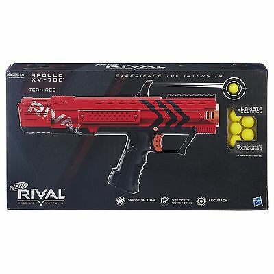 Nerf Rival Apollo XV 700 Blaster - Red team - Toy gun
